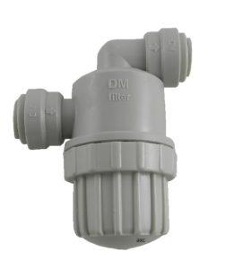 sanificazione di un impianto osmosi inversa