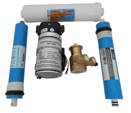 ricambi per depuratori osmosi inversa nella città di milano
