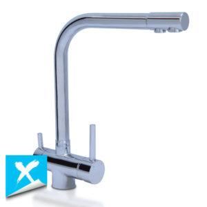 rubinetti 3 vie per depuratori acqua
