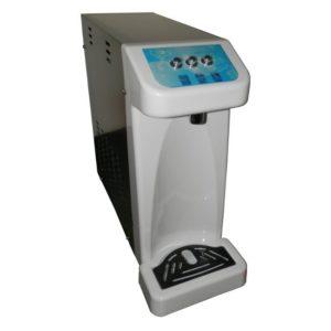 manutenzione di un erogatore acqua frizzante