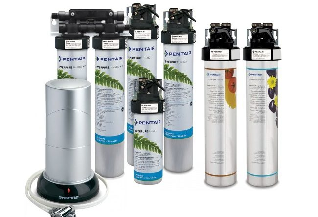 Come vengono prodotti i filtri Everpure