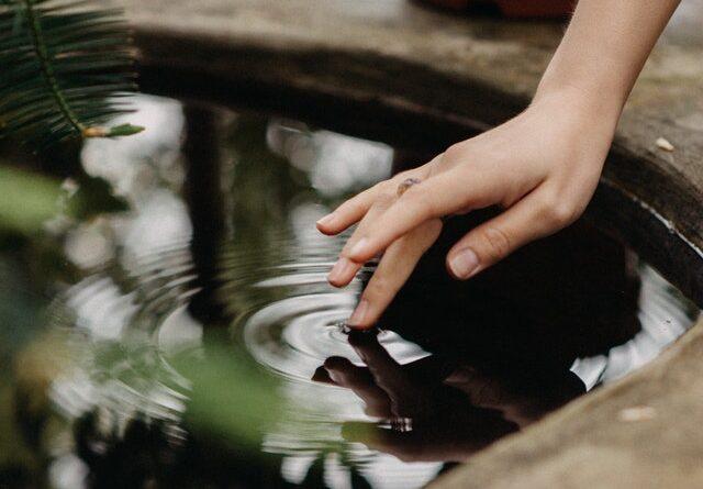 come filtrare l'acqua del pozzo